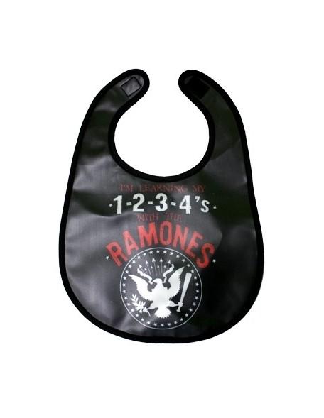 RAMONES 1234 Bib