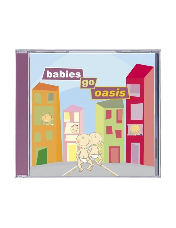 OASIS Babies Go CD