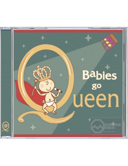 QUEEN Babies Go CD