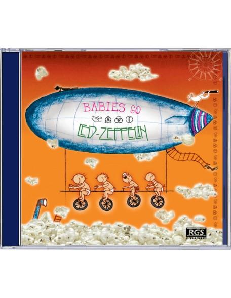 LED ZEPPELIN Babies Go CD
