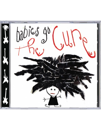 THE CURE Babies Go CD