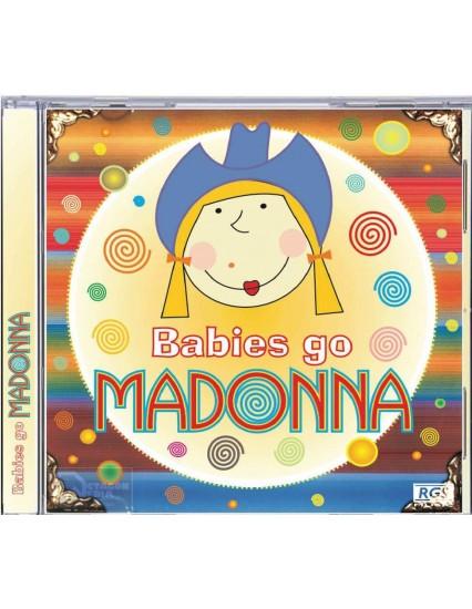 MADONNA Babies Go CD
