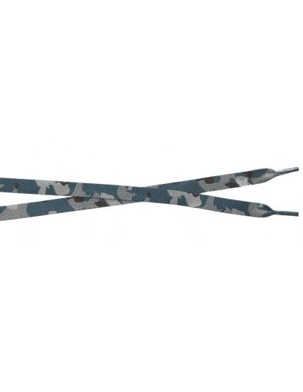 CAMOUFLAGE BLUE Shoelace
