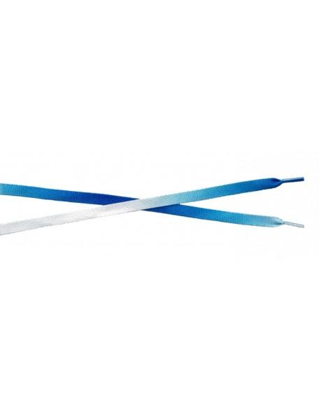 BLUE GRADIENT Schnürsenkel