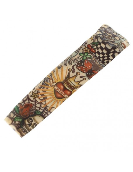 KING OR QUEEN Tattoo Sleeves