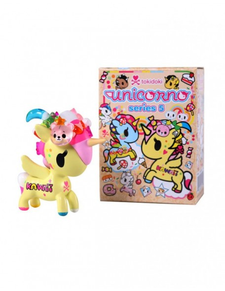 UNICORNO Series 5 Blind Box