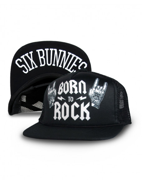 BORN TO ROCK Cap