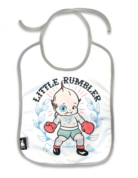LITTLE RUMBLER Bib