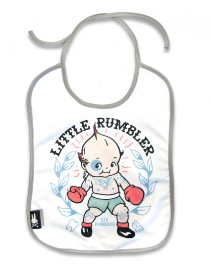 LITTLE RUMBLER Lätzchen