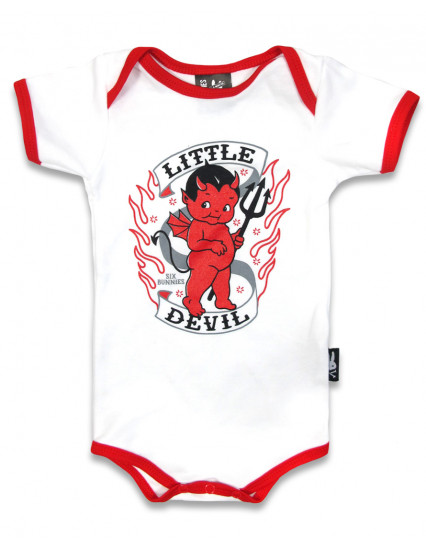 LITTLE DEVIL Romper