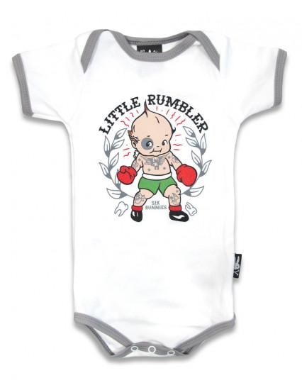 LITTLE RUMBLER Romper