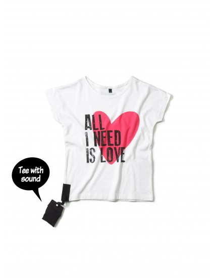 Love Boxy T-Shirt