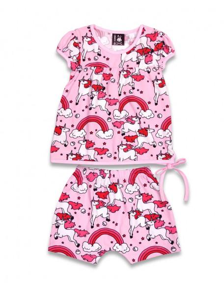 RAINBOWS PINK Pyjamas