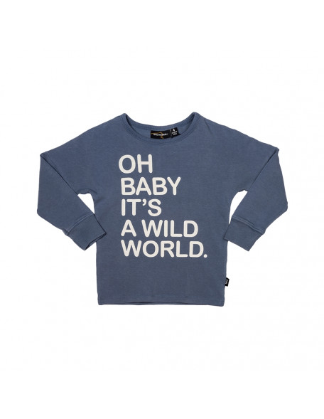 OH BABY Long Sleeve T-Shirt