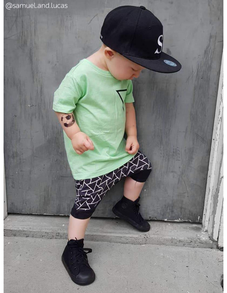 Ducky Street - temporary tattoos for kids
