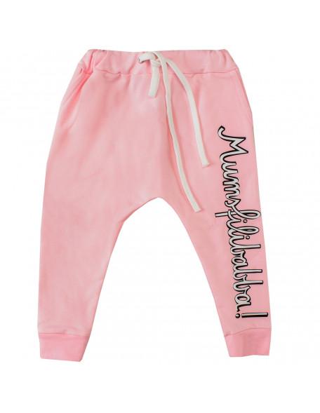 MUMSFILIBABBA! PINK Baggypants