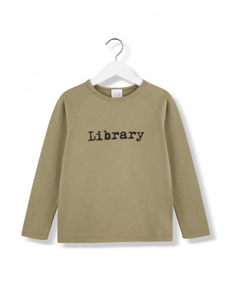 LIBRARY Longsleeve