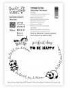 SWEET DOODLES Temporary Tattoo