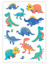 CUTE DINOS Temporary Tattoo