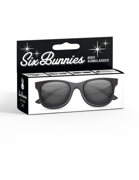 WAYFARER BLACK Sunglasses