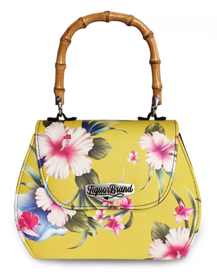 LUAU YELLOW Handbag
