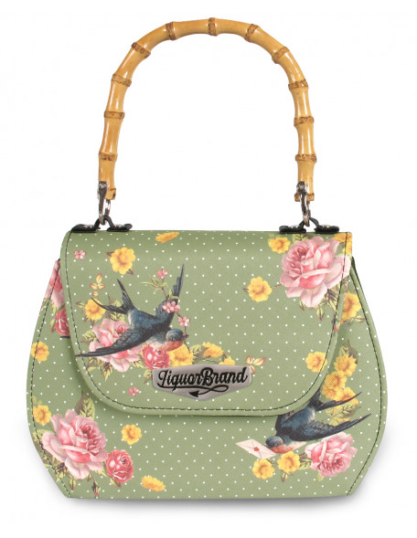 SPARROWS GREEN Handbag