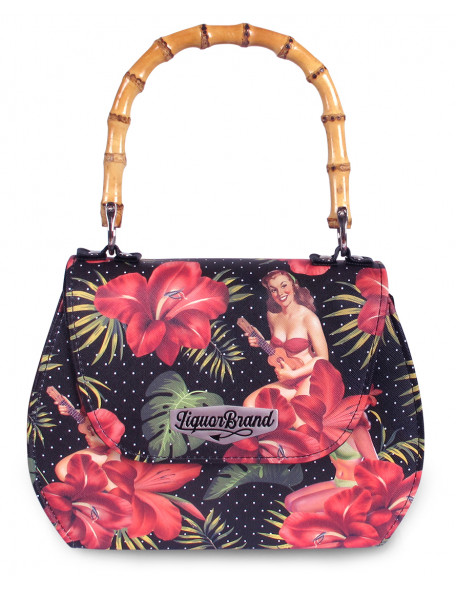 HULA GIRL Handbag