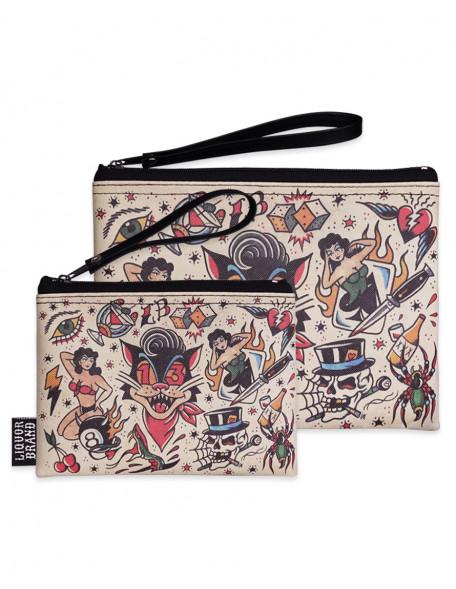 ROCKER FLASH Cosmetic Bag