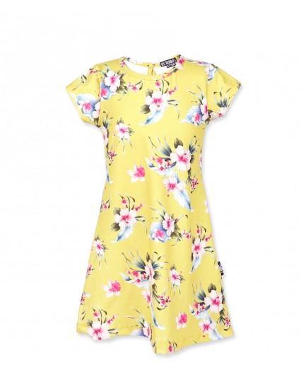 LUAU YELLOW Dress