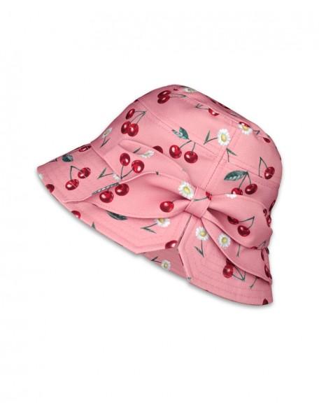 DAISY CHERRY bucket cap