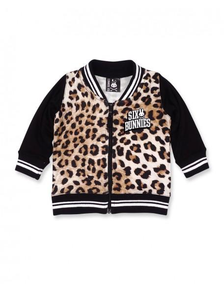LEO PLUSH Baby Jacket