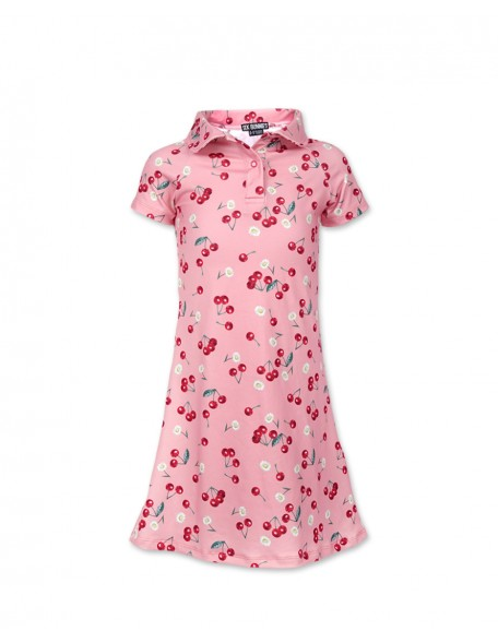 DAISY CHERRY Polo Dress