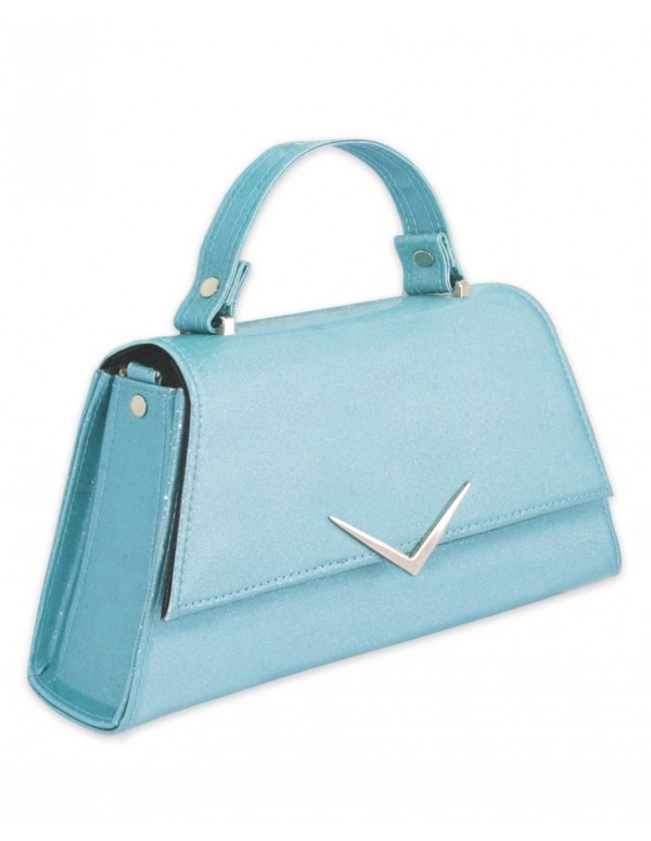 RUMBLER BLUE Handbag