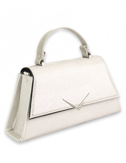 RUMBLER WHITE Handbag