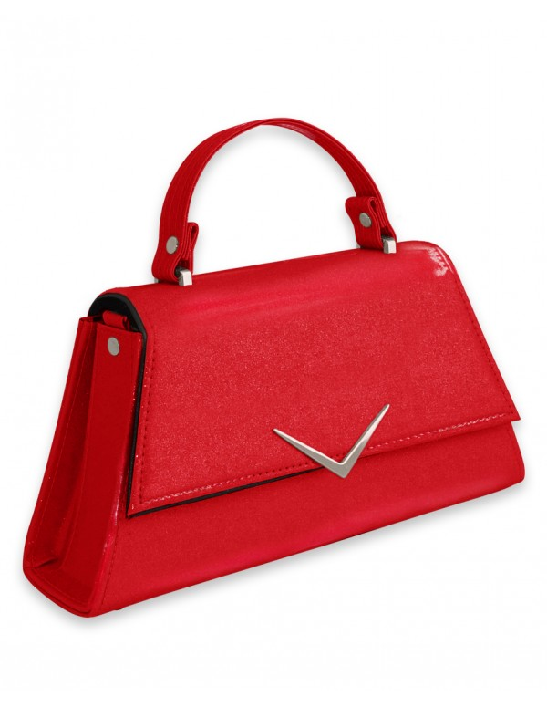 RUMBLER RED Handbag