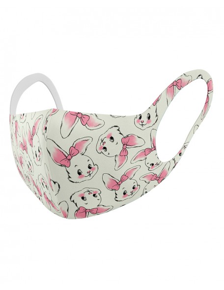 BUNNIES Childrens cloth mask