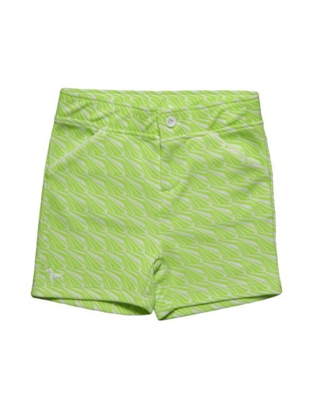 LOTUS green fluo Shorts