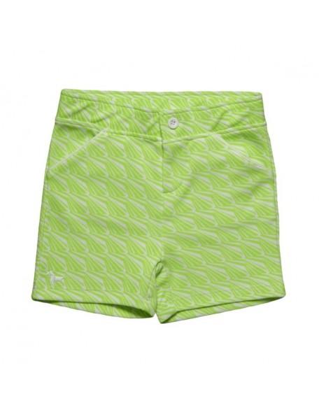 LOTUS green fluo Shorts