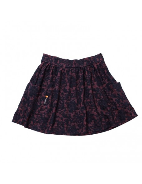 PINK & BLACK Skirt