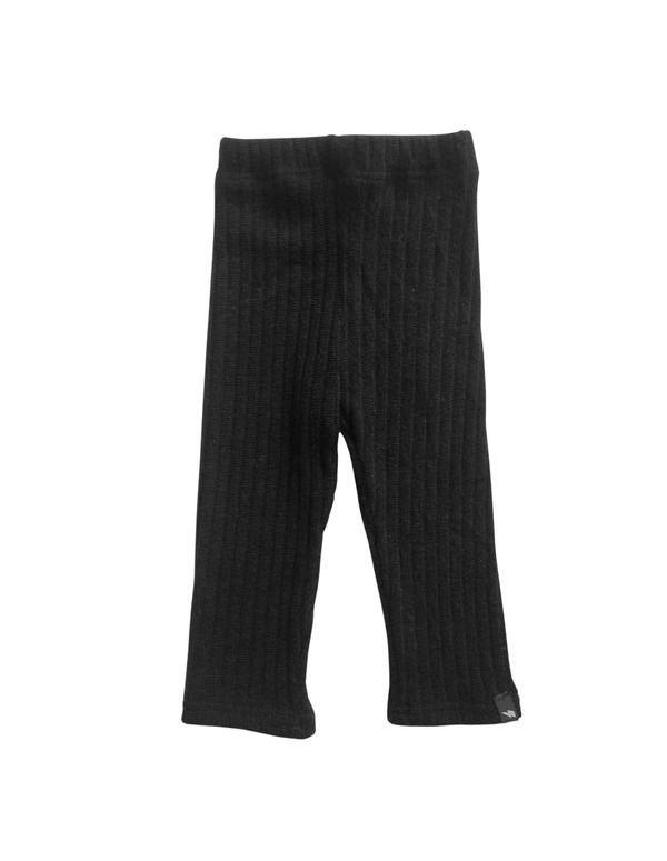BLACK Winter Leggings