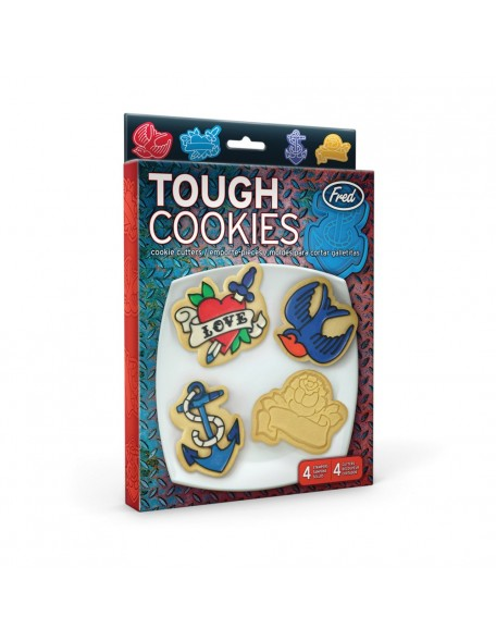 TOUGH COOKIES Ausstechformen